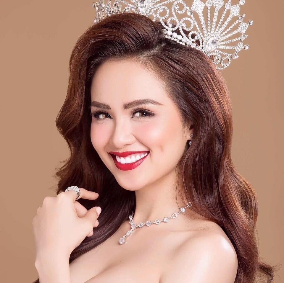 Hoa hậu Diễm Hương: Cám ơn những người đã muốn lợi dụng lừa lọc tôi-3