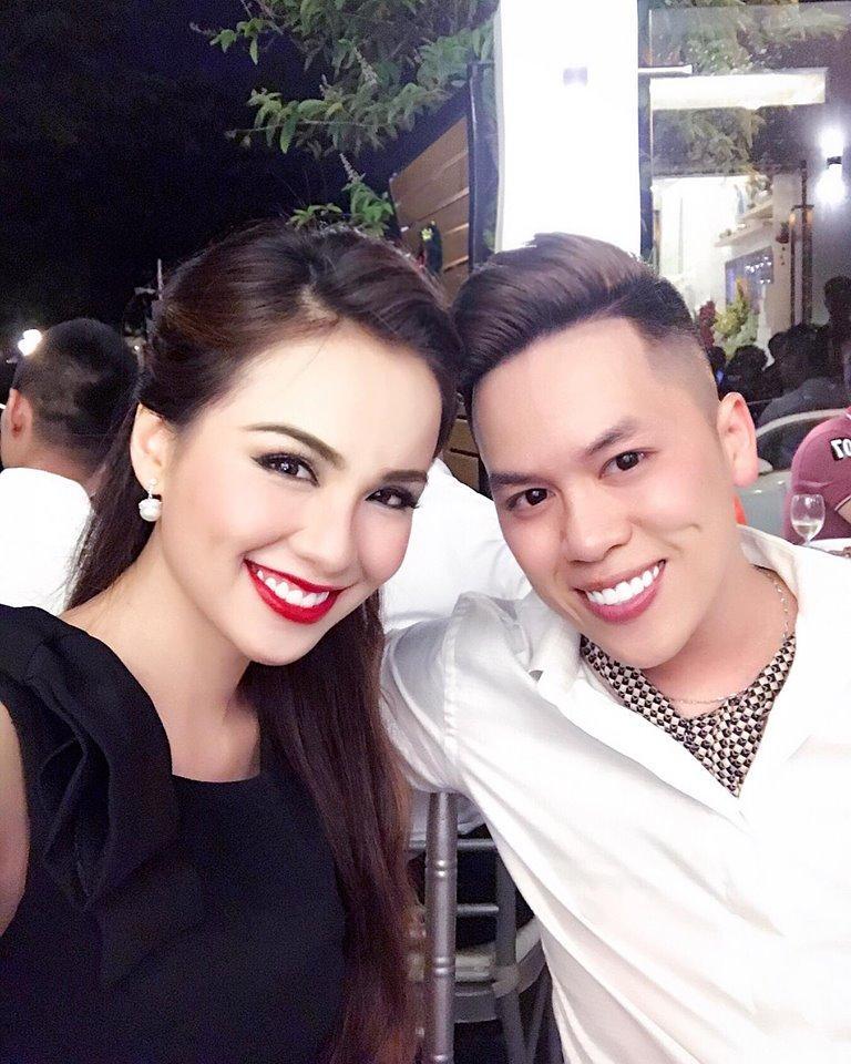 Hoa hậu Diễm Hương: Cám ơn những người đã muốn lợi dụng lừa lọc tôi-4