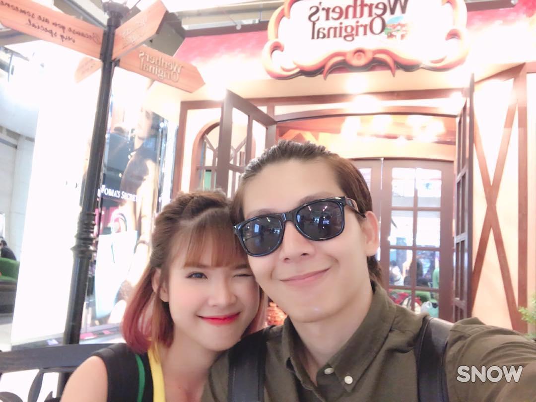 Tin sao Việt: Vợ chồng Khánh Thi trốn con đi hò hẹn riêng-3