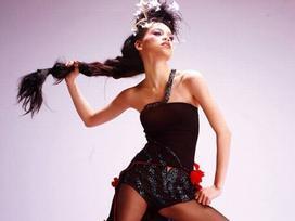 Loạt hình ảnh thời trang chất-phát-ngất thời 'chân ướt chân ráo' của Siêu mẫu Việt