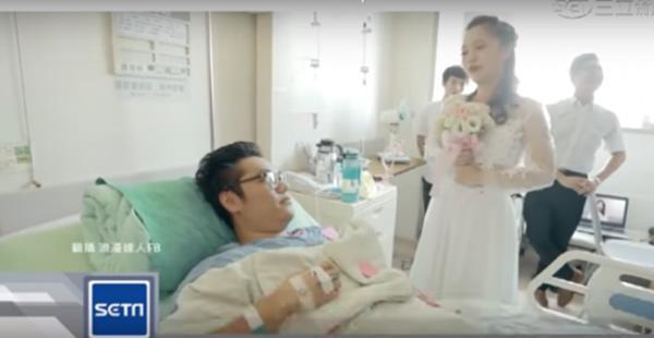 Bạn trai chia tay vì phải cưa chân sau tai nạn, cô gái vào bệnh viện làm điều không ngờ-1