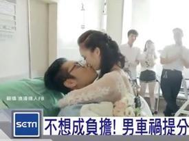 Bạn trai chia tay vì phải cưa chân sau tai nạn, cô gái vào bệnh viện làm điều không ngờ