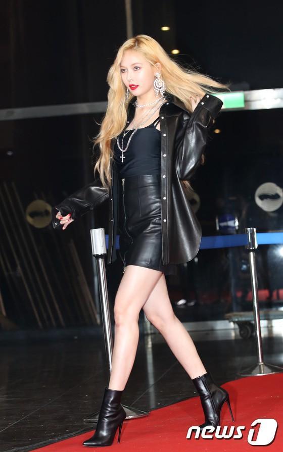 Thảm đỏ KBS Gayo Daejun: HyunA sexy nổi bật, loạt mỹ nam tạo dáng khó đỡ-5