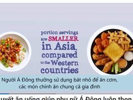 9 bí quyết ăn uống giúp phụ nữ Á Đông luôn thon thả không cần ăn kiêng