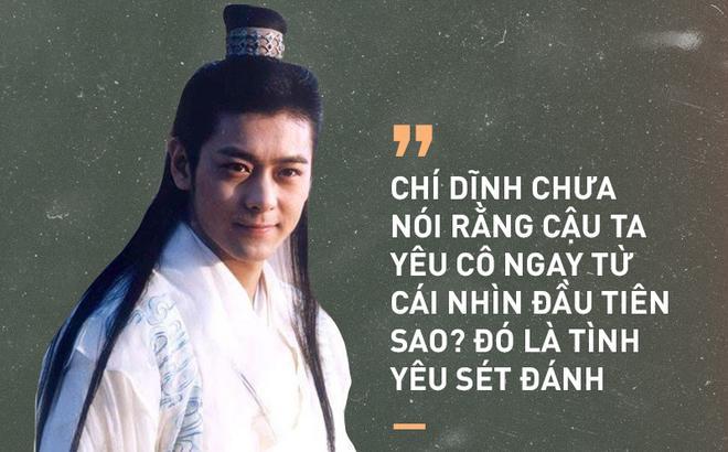 Lâm Chí Dĩnh Đoàn Dự đào hoa trên màn ảnh và sự thật chuyện tình bị báo chí thêu dệt nhiều nhất xứ Trung-1