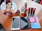 Khám phá món đồ rẻ tiền không thể ngờ trong túi xách trăm triệu của Phương Trinh Jolie