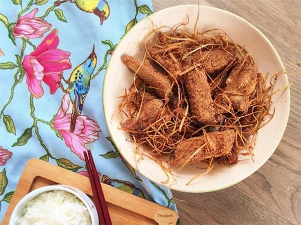 Mẹ vào bếp làm 5 món siêu ngon cho dịp Tết Dương lịch, cả nhà thích mê-3