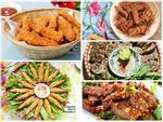 Mẹ vào bếp làm 5 món siêu ngon cho dịp Tết Dương lịch, cả nhà thích mê