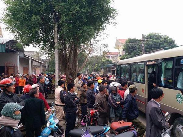 Thảm sát giết vợ và 2 con ở Thanh Hóa: Thông tin mới nhất về người chồng-1