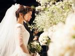 Vợ 1m65, chồng 80cm gây xôn xao trong đám cưới cuối cùng của năm 2017-4
