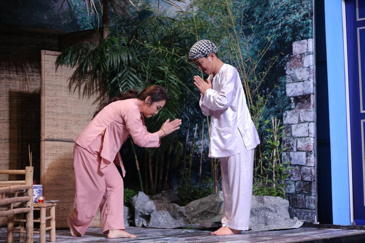 Trường Giang khoe tuyệt chiêu khóc mướn kiếm tiền từ Hoài Linh-1