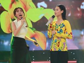 Thu Trang chào thua trước cô gái có giọng hát 'ngang như cua'