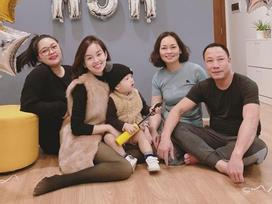 Ly Kute khoe ảnh đón sinh nhật tuổi 27 ấm cúng trên trang cá nhân