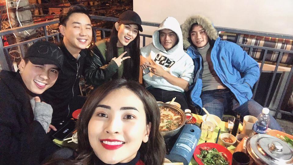 Hot girl - hot boy Việt: Kiên Hoàng thay đổi phong cách 180 độ-9