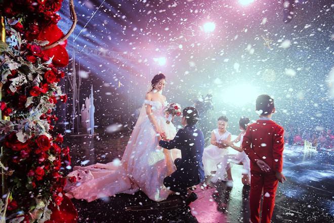 5 đám cưới gây ồn ào trên mạng xã hội-3