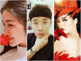 Tạm biệt năm cũ, sao Việt chào 2018 'người vui thành tựu - kẻ buồn trắng tay'