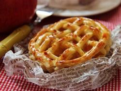 Thơm lừng ấm áp món bánh táo nướng hấp dẫn