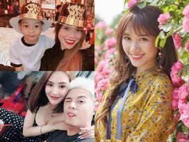 Sao Việt tổng kết năm cũ, đón chào năm mới trong rộn ràng sắc xuân