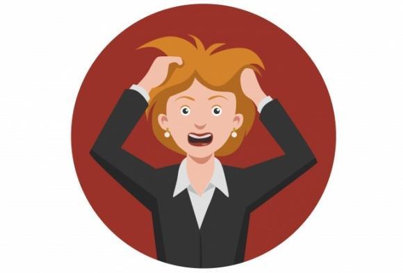 10 dấu hiệu chứng tỏ bạn đang bị stress nặng-1