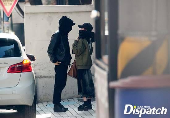 Showbiz Hàn rộn ràng khi Dispatch chơi lớn, tung ảnh 2 cặp đôi hẹn hò ngày đầu năm-8
