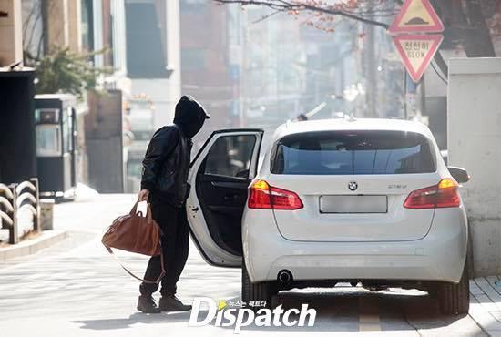 Showbiz Hàn rộn ràng khi Dispatch chơi lớn, tung ảnh 2 cặp đôi hẹn hò ngày đầu năm-12