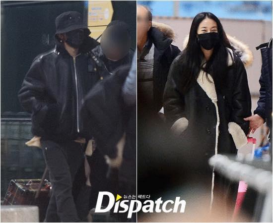 Showbiz Hàn rộn ràng khi Dispatch chơi lớn, tung ảnh 2 cặp đôi hẹn hò ngày đầu năm-1