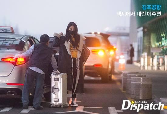 Showbiz Hàn rộn ràng khi Dispatch chơi lớn, tung ảnh 2 cặp đôi hẹn hò ngày đầu năm-5
