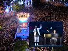 Gặp sự cố, thành viên Black Eyed Peas vẫn cháy hết mình cùng 50.000 khán giả Sài thành