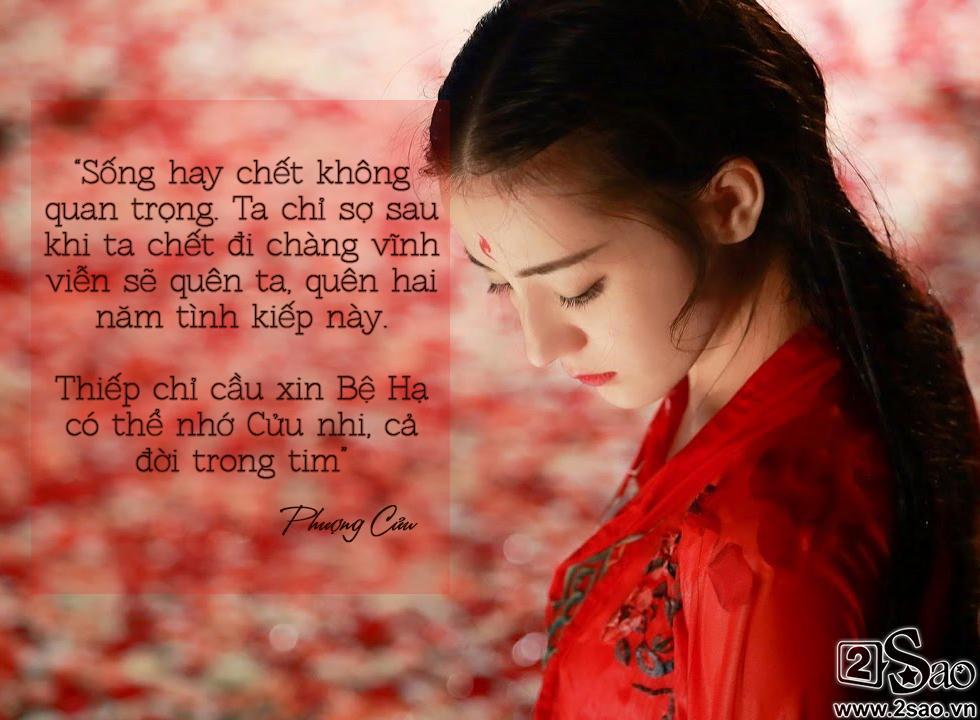 Thổn thức với những câu thoại khó quên trong phim Hoa Ngữ năm 2017-2