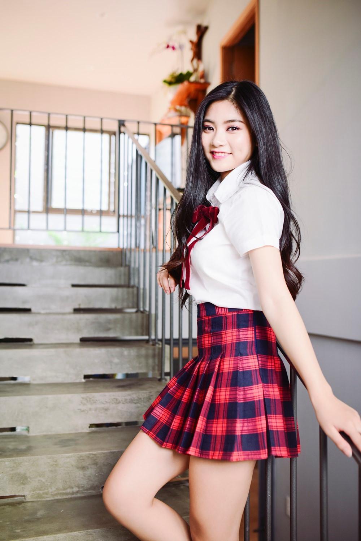 Miss Teen 2017 Nguyễn Bùi Nam Phương: Sẽ dùng tiền thưởng làm từ thiện-3
