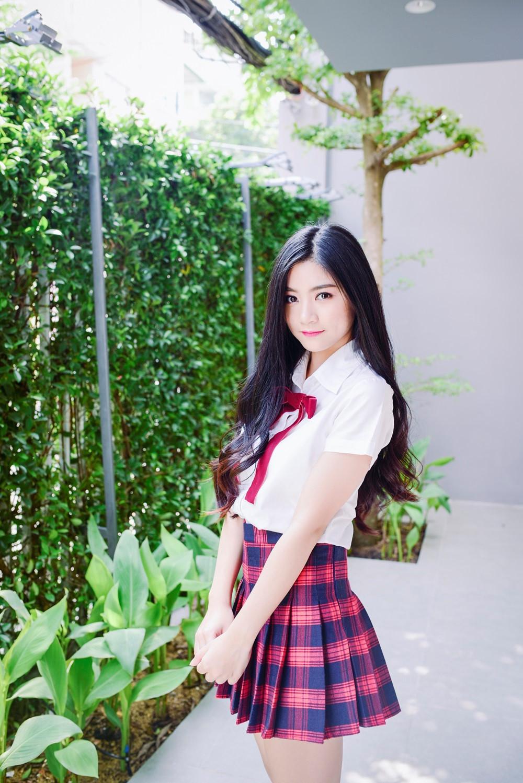 Miss Teen 2017 Nguyễn Bùi Nam Phương: Sẽ dùng tiền thưởng làm từ thiện-4