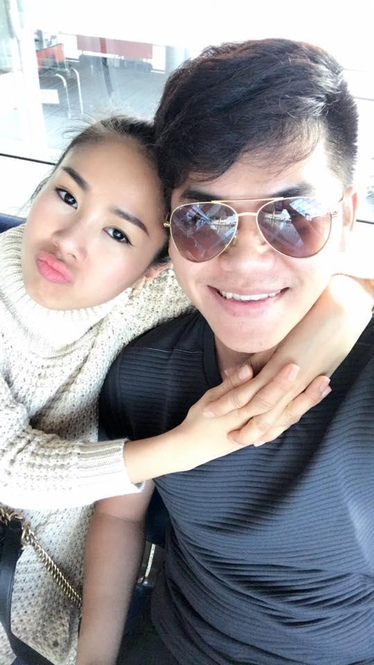 Tin sao Việt: Lê Phương bật mí đi Tây nghỉ lễ cùng chồng-1