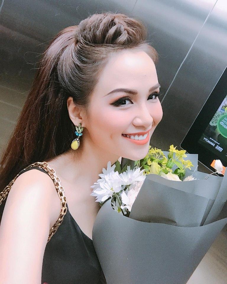 Tin sao Việt: Lê Phương bật mí đi Tây nghỉ lễ cùng chồng-3