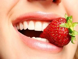 6 thực phẩm giúp răng trắng sáng