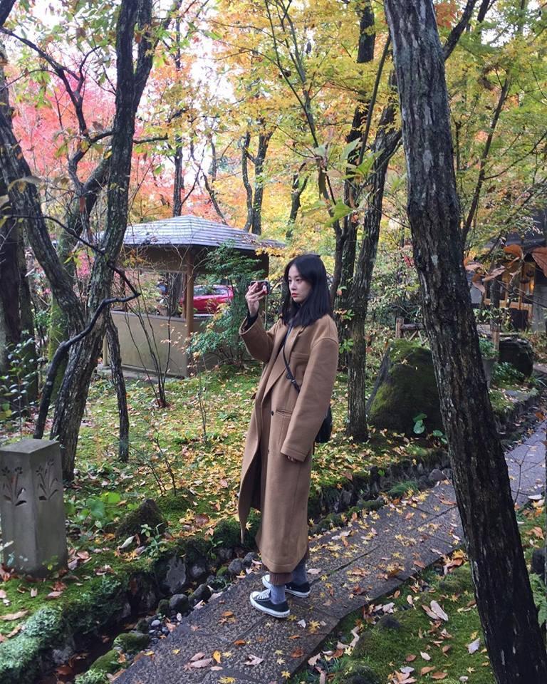 Khác hẳn vẻ nổi loạn của thủ lĩnh Big Bang, bạn gái G-Dragon chuộng style giản dị không ngờ-6