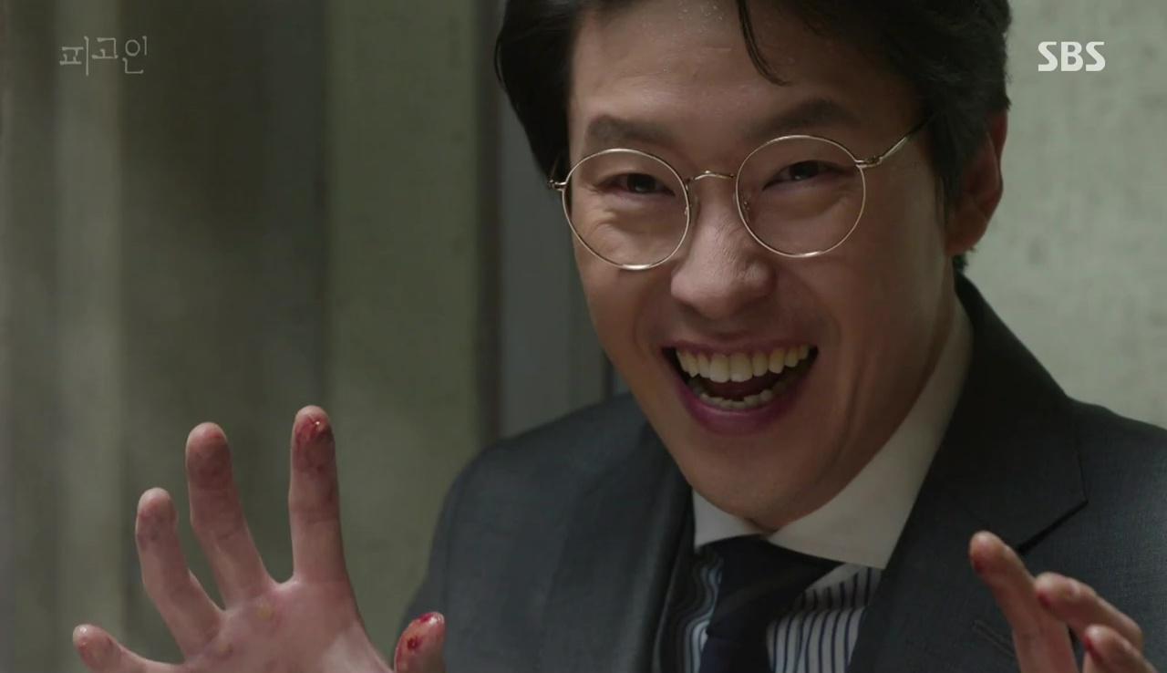 Những ác quỷ đội lốt người khiến khán giả ớn lạnh của màn ảnh Hàn năm 2017-7
