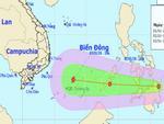 Thời tiết 2/1: Áp thấp gần biển Đông, Sài Gòn nguy cơ ngập