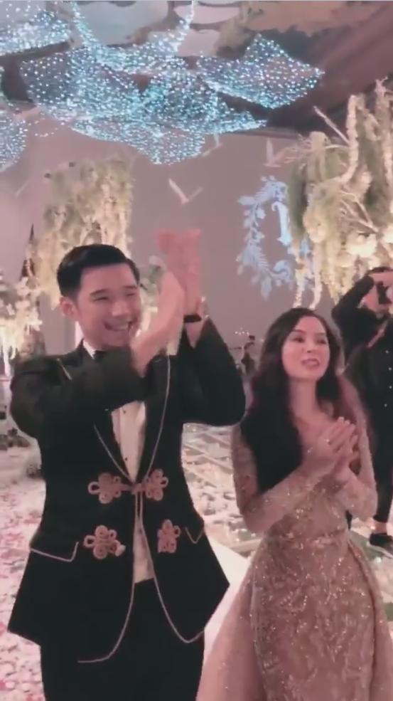 Lộ ảnh đám cưới thiếu gia thứ 2 Tập đoàn Tân Hoàng Minh, Seung Ri của Big Bang có mặt chúc phúc-2