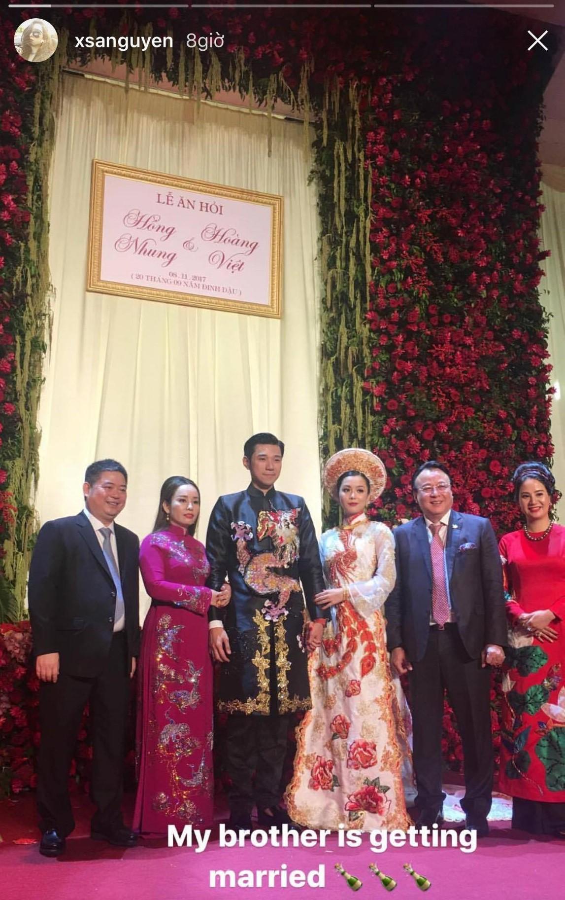 Lộ ảnh đám cưới thiếu gia thứ 2 Tập đoàn Tân Hoàng Minh, Seung Ri của Big Bang có mặt chúc phúc-5