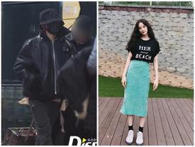 Khác hẳn vẻ 'nổi loạn' của thủ lĩnh Big Bang, bạn gái G-Dragon chuộng style giản dị không ngờ