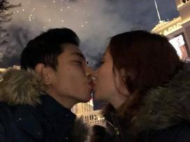 Clip Phan Hiển hôn vợ say đắm khi Khánh Thi thông báo tin vui 'mang bầu em bé thứ 2'