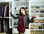 Căn phòng thời trang tiền tỷ của á hậu Huyền My
