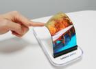 Samsung nộp bằng sáng chế màn hình hiển thị có thể cuộn lại