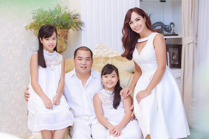Cựu người mẫu Thúy Hạnh phải phẫu thuật cắt bỏ tử cung-2