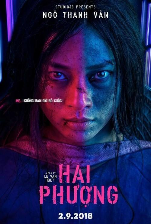 Poster phim hành động Hai Phượng của Ngô Thanh Vân chất lừ như bom tấn Hollywood-2