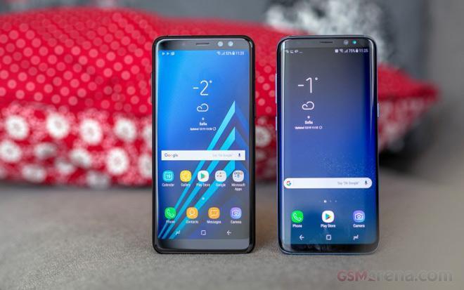 Mẫu smartphone có màn hình tràn viền đáng mua nhất đầu 2018-1