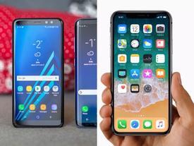 Mẫu smartphone có màn hình tràn viền đáng mua nhất đầu 2018