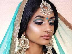 Cô gái hóa thân thành công chúa Disney phiên bản Ấn Độ