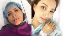 Đông đảo nghệ sĩ Việt động viên Thúy Hạnh sau ca phẫu thuật cắt tử cung