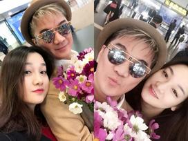 Hot girl - hot boy Việt: Bạn gái Hữu Công khoe chụp ảnh thân thiết cùng chú Đàm Vĩnh Hưng
